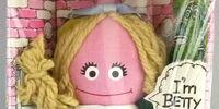 Sesame Street rag dolls
