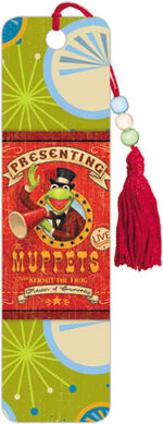 Muppet bookmarks (Trends International)