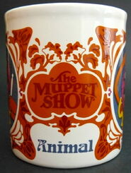Kiln craft 1978 animal mug 4