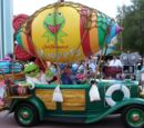 Disney's Stars and Motor Cars Parade