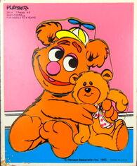 Playskool1983BabyFozzie7pcs