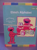 Elmo presents Elmos alphabet