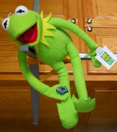 Applause poseable kermit
