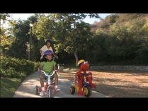 Elmo's Riding