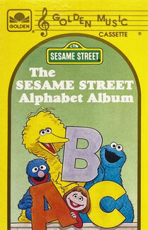 The Sesame Street Alphabet Album