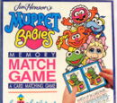 Muppet Babies Memory Match Game