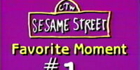 Sesame Street: 25 Favorite Moments
