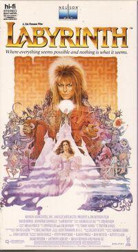 Labyrinth-Old-VHS