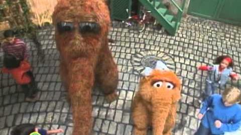 Sesame Street Snuffy's Polka