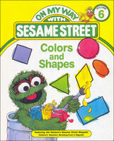 On My Way with Sesame Street Volume 6