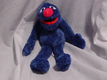 Grover Sesame Place 2004 Beanbag