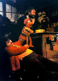 FraggleRock-TerryAngus-Gobo-JimHenson-and-Sprocket