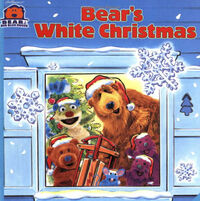 Book.Bear's White Christmas