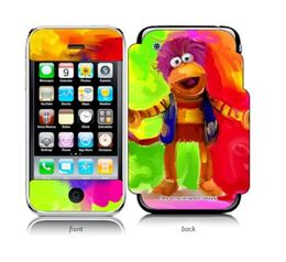 Fraggle Rock iPhone Skin 7