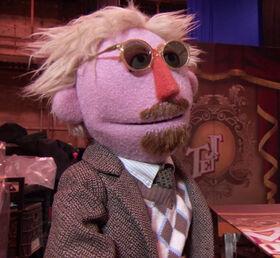 James Bobin Muppet