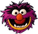 Muppet clog pins