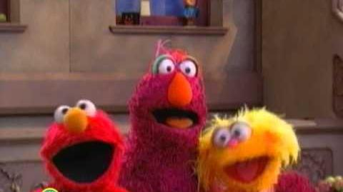 Sesame Street What Can I Be?