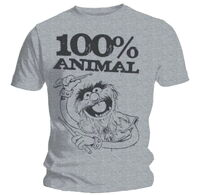 Loud distribution 100 animal shirt