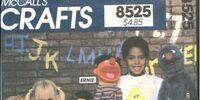 Sesame Street puppets (McCall's Craft)