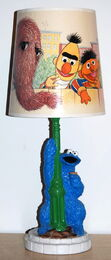 Sesame Street Lamp-X3