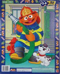 Mattel 2000 ernie fireman puzzle
