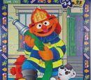 Sesame Street puzzles (Mattel)