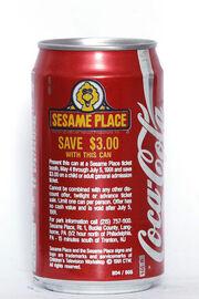 1991 Coca-Cola can