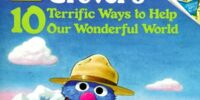 Grover's 10 Terrific Ways to Help Our Wonderful World
