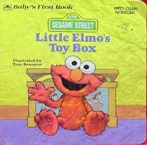 Little Elmo's Toy Box