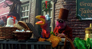 Christmas Turkey (The Muppet Christmas Carol)