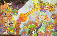 MUPPET SHOW LIVE COVER25