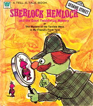 Sherlock Hemlock and the Great Twiddlebug Mystery