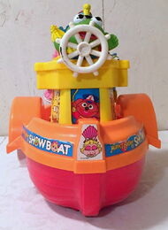 Muppet babies showboat 2