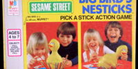 Big Bird's Nesticks