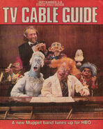 Syracuse Herald TV Guide Sept 3-9 1989