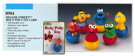 Illco 1992 roly poly toys 2