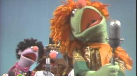 Sesame Street Sad