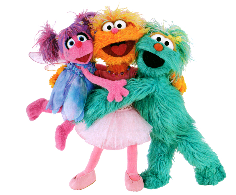 abby rosita and zoe sketches muppet wiki fandom