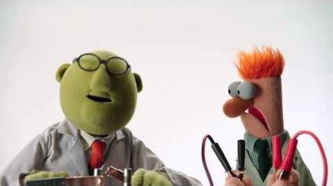 Science Facts with Bunsen and Beaker
