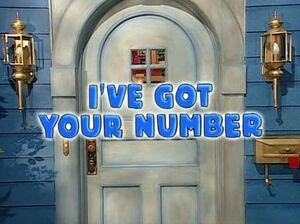 Bear in the Big Blue House - I've Got Your Number