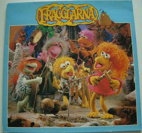 Fragglarna lp
