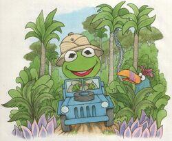 Kermit safari