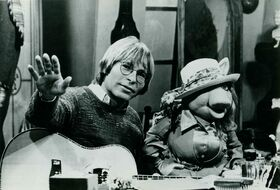 John denver and miss piggy