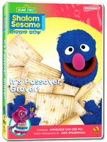 It's Passover, Grover!