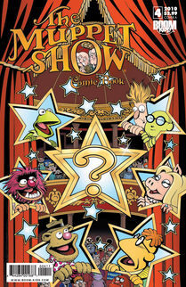 The Muppet Show Comic Book: Family Reunion