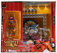 Electric Mayhem Playset box front