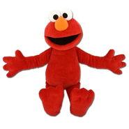 Sesame Street plush (Gund)