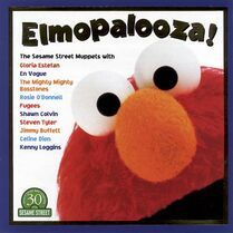 Elmopalooza! (soundtrack)