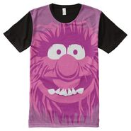 Zazzle animal all over shirt