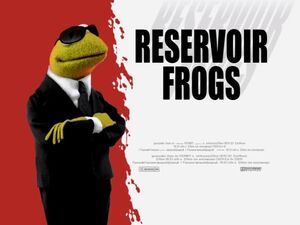 Reservoir frogs 2